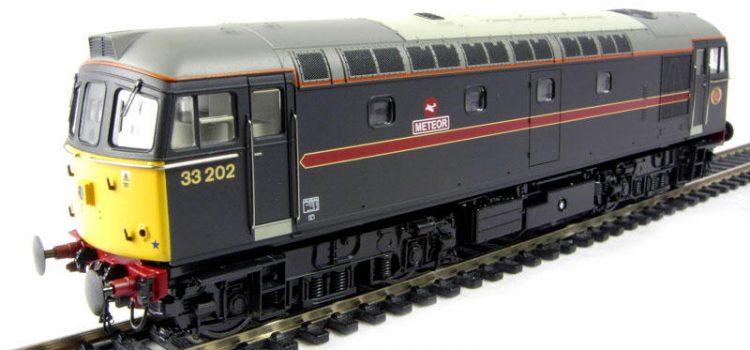 Class 33 Fragonset